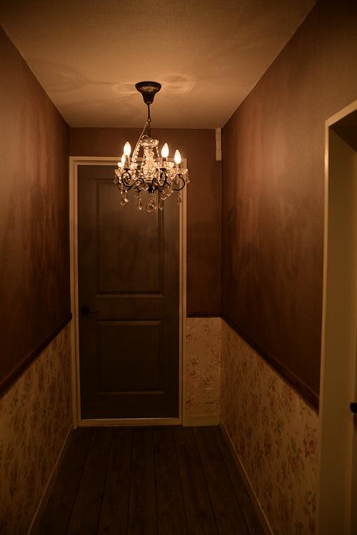 4号館廊下入口から28mmの場合、全体